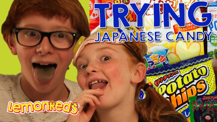 WHAT DOES THIS TASTE LIKE? | Japanese Mystery Candy