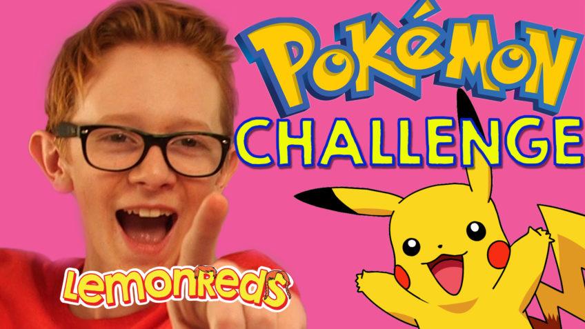 Pokémon Trivia Challenge