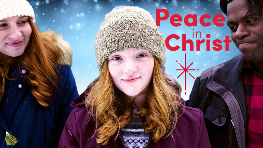 Light the World this Christmas 2018 with Peace in Christ.